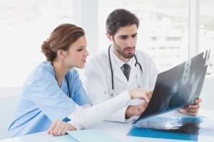 Radiografía. Una Proyección de cadera
