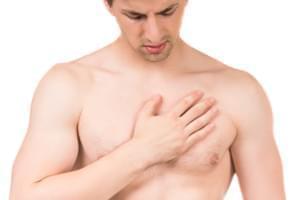 Ginecomastia. Reducción de mamas masculinas