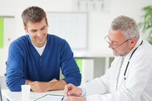 Test de prevención del cáncer de próstata (PCA3)