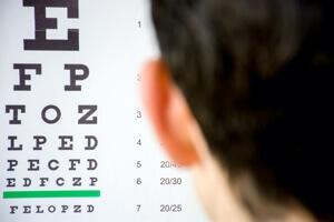 Revisión ocular básica